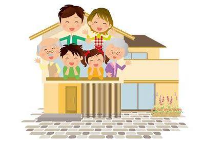二世帯で暮らす家づくり